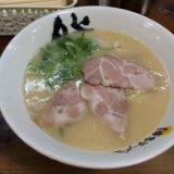 福岡天神「博多ラーメン膳」1杯320円の格安とんこつラーメン