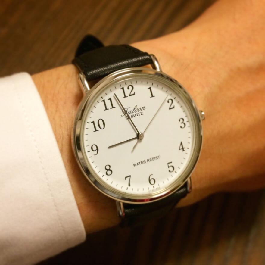フォルコン腕時計