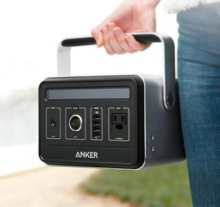 Amazonでベストセラー1位になったコンパクト電源「Anker PowerHouse」は使える!