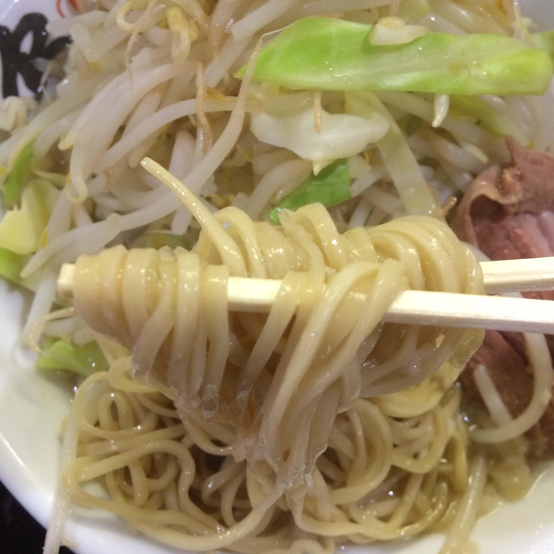 島系本店舞鶴店自家製麺