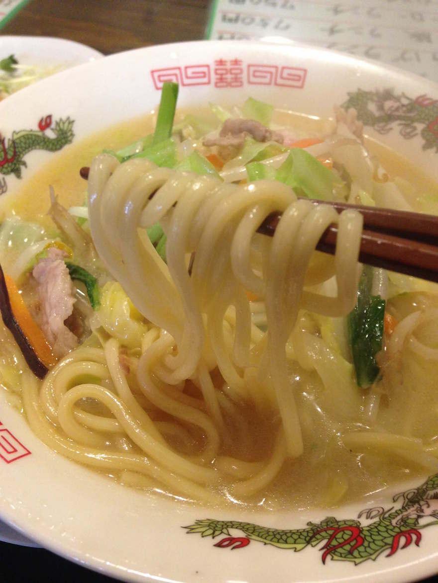 中華居酒屋金公ちゃんぽん麺