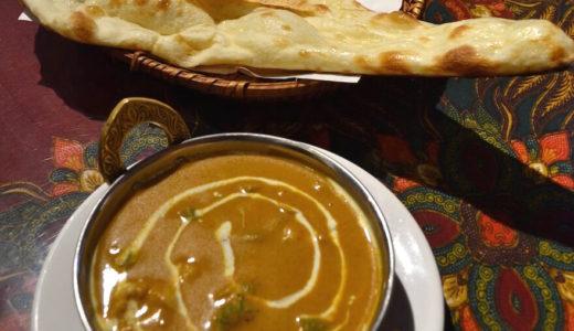 志免のナン食べ放題カレーランチ人気店「インド料理タージマハル」